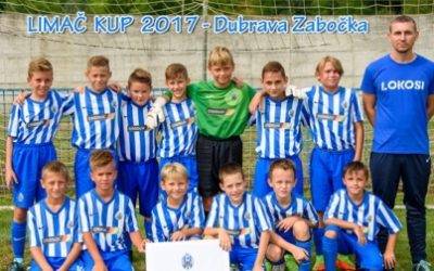 Limači Lokomotive Zagreb '07 pobjednici turnira u Dubravi Zabočkoj
