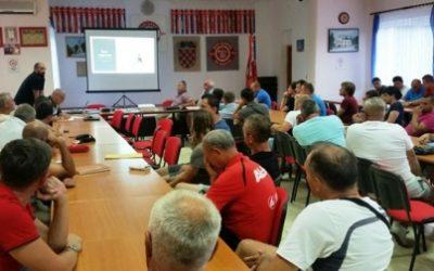 Održan seminar za trenere i redovna Skupština Zbora nogometnih trenera