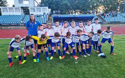 Limači Zagorca iz Krapine osvojili 5. mjesto na turniru Središta Zagreb