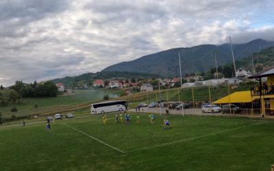 Odigrane selektivne utakmice protiv Zagrebačke županije